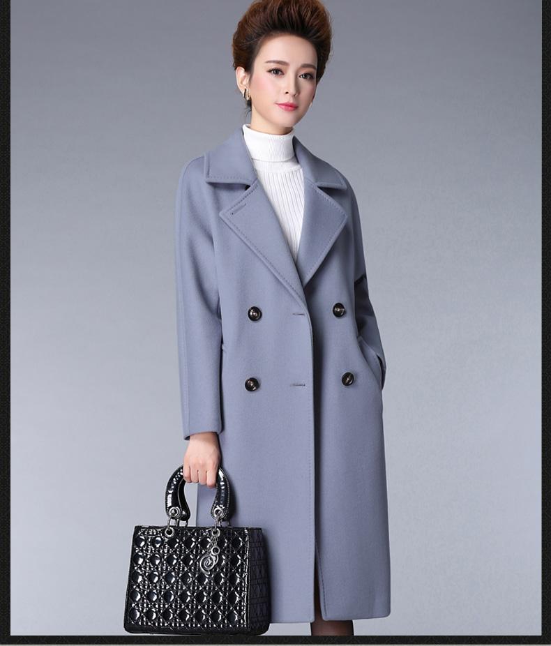 重庆女士大衣定做