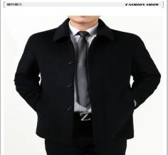 萬博手機客戶端登錄男士大衣定做